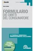 Formulario dei diritti del consumatore Ebook di  Ilaria Zedda