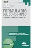Formulario del condominio Ebook di  Corrado Sforza Fogliani, Antonio Nucera