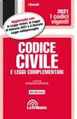 Codice civile e leggi complementari Ebook di