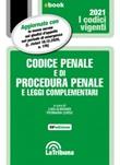Codice penale e di procedura penale e leggi complementari Ebook di