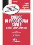 Codice di procedura civile e leggi complementari Ebook di