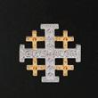 Collana ciondolo Croce Gerusalemme Oggettistica devozionale