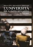 L'università per il patto educativo. Percorsi di studio Libro di  Enrico Dal Covolo, Mauro Mantovani, Michele Pellerey