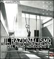 Il razionalismo nell'architettura italiana del primo Novecento Libro di  Rosario De Simone