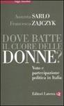 Dove batte il cuore delle donne? Voto e partecipazione politica in Italia