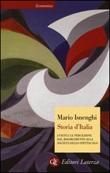 Storia d'Italia. I fatti e le percezioni dal Risorgimento alla società dello spettacolo Libro di  Mario Isnenghi
