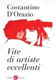 Vite di artiste eccellenti Ebook di  Costantino D'Orazio