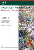 Lingue culture mediazioni (LCM Journal). Ediz. italiana e inglese (2019) Ebook di
