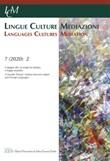 Lingue culture mediazioni (LCM Journal) (2020) Ebook di
