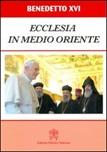 Ecclesia in Medio Oriente. Esortazione Apostolica Postsinodale