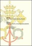 Messa per la nuova evangelizzazione. Ediz. italiana e latina Libro di