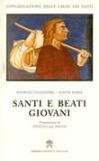 Santi e beati giovani Libro di  Judith Borer, Maurizio Tagliaferri