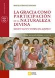 La gracia como participación de la naturaleza divina. Según santo tomás de aquino Libro di  Marcelo Sánchez Sorondo