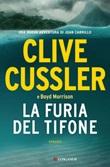La furia del tifone Ebook di  Clive Cussler, Boyd Morrison