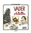 Darth Vader e la sua principessina Libro di  Jeffrey Brown