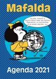 Mafalda. Agenda 2021 Libro di Quino