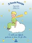 Il Piccolo Principe. Agenda 2021 Libro di