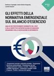 Gli effetti della normativa emergenziale sul bilancio d'esercizio Libro di  Gianfranco Capodaglio, Lauretta Semprini, Vanina Stoilova Dangarska