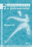 Adolescenza e psicoanalisi. Approdi Libro di