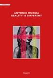 Antonio Murgia. Reality is different. Ediz. illustrata Libro di  Giuseppe Carli, Antonio Murgia