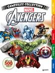 Avengers gamefiles collection. Con adesivi Libro di