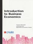 Introduction to business economics Libro di  Francesca Masciarelli