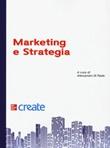 Marketing e strategia Libro di