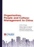 Organization, people and culture Libro di