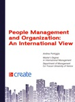 People management and organization Libro di