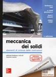 Meccanica dei solidi. Elementi di scienza delle costruzioni. Nuova ediz. Con espansione online Libro di  Ferdinand P. Beer, E. Russell Johnstone, David F. Mazurek, Sanghi Sanjeev