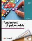 Fondamenti di psicometria. Con Connect Libro di  Carlo Chiorri