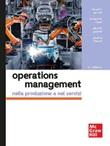 Operations management nella produzione e nei servizi Ebook di  F. Robert Jacobs,Chase Richard B., Alberto Grando, Andrea Sianesi