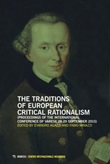 The tradition of european critical rationalism Libro di