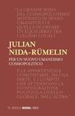 Per un nuovo umanesimo cosmopolitico Ebook di  Julian Nida-Rümelin