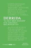 «Il faut bien manger». O il calcolo del soggetto Ebook di  Jacques Derrida