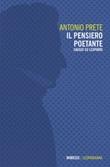 Il pensiero poetante. Saggio su Leopardi Ebook di  Antonio Prete