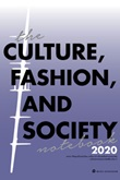 The culture, fashion and society notebook (2020) Ebook di