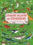 Grande atlante dei dinosauri. Ediz. a colori Libro di  Emily Hawkins