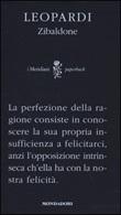 Zibaldone e commentata. Ediz. critica Libro di  Giacomo Leopardi