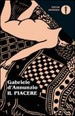 Il piacere Libro di  Gabriele D'Annunzio