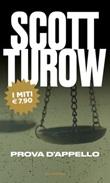 Prova d'appello Libro di  Scott Turow