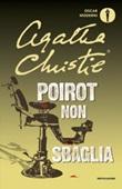 Poirot non sbaglia Libro di  Agatha Christie