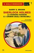 La signora Hudson e i crimini degli Invincibili. Sherlock Holmes Ebook di  Barry S. Brown