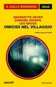 Omicidi nel villaggio Ebook di  Leo Bruce, Georgette Heyer, Edmund Crispin