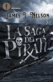 La saga dei pirati Ebook di  James L. Nelson