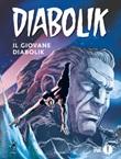 Il giovane Diabolik Ebook di  Angela Giussani, Luciana Giussani
