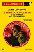 Sherlock Holmes e gli orrori del Miskatonic Ebook di  James Lovegrove