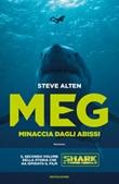 Meg. Minaccia dagli abissi Ebook di  Steve Alten