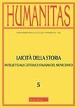 Humanitas (2020). Vol. 5: Libro di