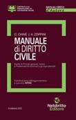 Manuale di diritto civile Libro di  Giuseppe Chinè, Andrea Zoppini